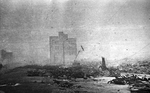 Tokyo, Japan in ruins after aerial bombing, circa 10 Mar 1945, photo 4 of 4