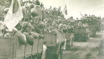 Japanese troops on Hainan, China, 19 Feb 1939