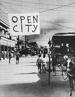 Manila, Philippines was declared an open city on 26 Dec 1941 to prevent unnecessary destruction