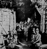 American garrison surrendered at Corregidor, May 1942