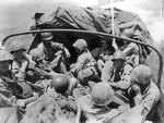 US Marines in the Mariana Islands, circa Jul-Aug 1944