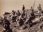 Japanese troops in northeastern China, circa Sep-Oct 1931, photo 3 of 4