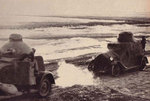 Japanese armored cars in northeastern China, circa Sep-Oct 1931