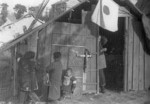 Chinese refugees, Nanjing, 15 Dec 1937