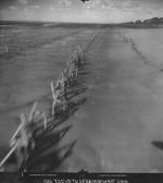 Normandy beach defenses, France, 7 May 1944