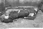 Killed British commando, Saint-Nazaire, France, 28 Mar 1942