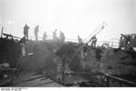 German personnel on HMS Campbeltown at Saint-Nazaire, France, 28 Mar 1942, photo 4 of 9