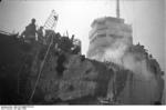 German personnel on HMS Campbeltown at Saint-Nazaire, France, 28 Mar 1942, photo 3 of 9