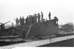 German personnel on HMS Campbeltown at Saint-Nazaire, France, 28 Mar 1942, photo 9 of 9