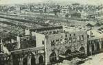 Bombed out shell of what used to be the Shanghai North Railway Station, late Oct 1937