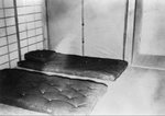 Interior of a model Japanese building, Dugway proving Ground, Utah, United States, 27 May 1943, photo 1 of 2