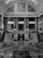 Interior of General Government Building, Keijo (now Seoul), Korea, 1926, photo 1 of 2
