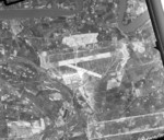 Aerial view of Matsuyama Airfield, Taihoku (now Taipei), Taiwan, 2 Mar 1944