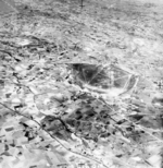 Aerial view of RAF Takali, Malta, 28 May 1941