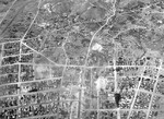 Aerial view of Charters Towers, Australia, early 1942