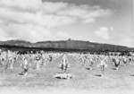 National Memorial Cemetery of the Pacific, Honolulu, US Territory of Hawaii, 29 May 1950