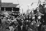 Chinese troops in Hankou, Hubei Province, China, Mar 1938