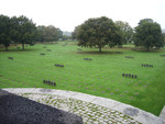 La Cambe German war cemetery, France, 13 Oct 2005, photo 1 of 2