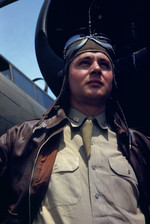 US Army Air Corps flying cadet, circa May 1942