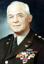 Portrait of General of the Air Force Henry Arnold, 1949-1950