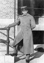 Omar Bradley at the United States Military Academy at West Point, New York, United States, 1911-1915