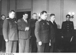 General Vasily Chuikov at the founding of East Germany, Berlin, 7 Oct 1949