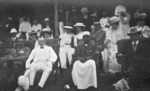 Winston Churchill and King Daudi Cwa II of Buganda in Kampala, British Protectorate of Uganda, 1907
