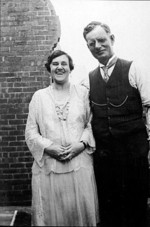 John and Elsie Curtin, date unknown