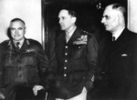 Thomas Blamey, Douglas MacArthur, and John Curtin, Australia, 26 Mar 1942