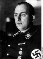 Portrait of police chief SS-Gruppenführer Kurt Daluege, 8 Mar 1936