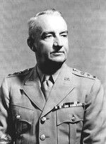 Portrait of Lieutenant General Robert Eichelberger, 1943