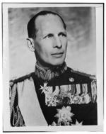 King George II of Greece, circa 1942