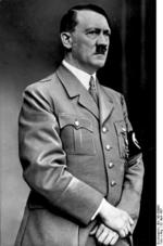 Portrait of Chancellor Adolf Hitler, 20 Apr 1937