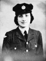 Portrait of Noor Inayat Khan, 31 Dec 1942