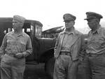Krueger, MacArthur, and Marshall in the South Pacific, late 1943