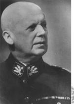 Portrait of Hans Lammers, Oct 1941