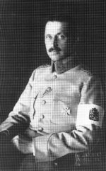 Portrait of Mannerheim, circa 1918