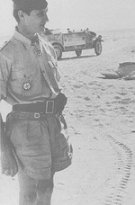 Hans-Joachim Marseille in North Africa, 1941-1942