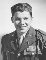 Portrait of Audie Murphy, 1945