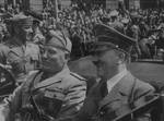 Mussolini and Hitler, Munich, Jun 1940