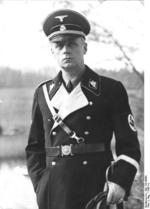 Portrait of Joachim von Ribbentrop, 1938