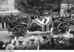 Funeral procession of Field Marshal Erwin Rommel, Ulm, Germany, 18 Oct 1944