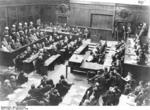 Nuremberg Trials in progress, Nürnberg, Germany, 30 Sep 1946