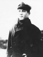 Newly-commissioned Japanese Navy Ensign Junichi Sasai, May 1941