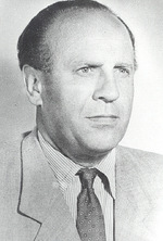 Portrait of Oskar Schindler, date unknown