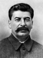 Portrait of Joseph Stalin, 1930s
