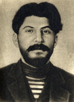 Portrait of Ioseb Jughashvili, 1912