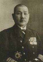 Portrait of Japanese Navy Admiral Soemu Toyoda, date unknown