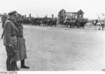 Colonel General Maximilian von Weichs and Lieutenant General Herbert Loch at Chernihiv, Ukraine, Sep 1941