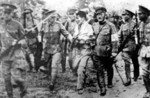 Yun Bong-gil under arrest after the Shanghai, China attack, 29 Apr 1932, photo 2 of 2